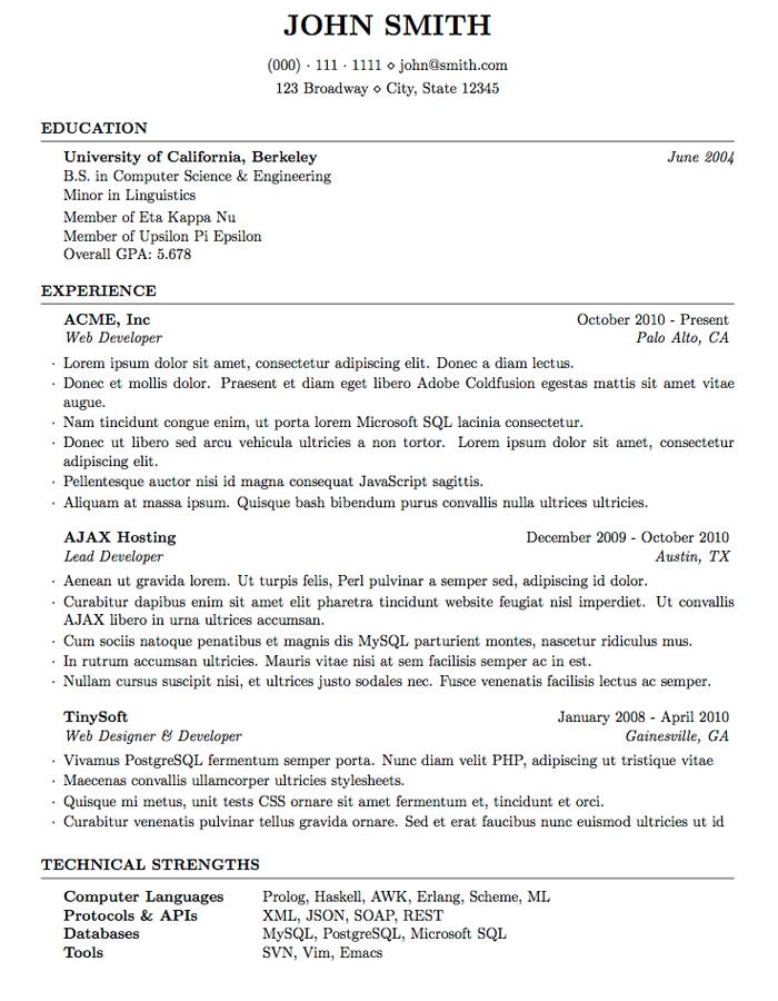 best resume ghostwriter website usa